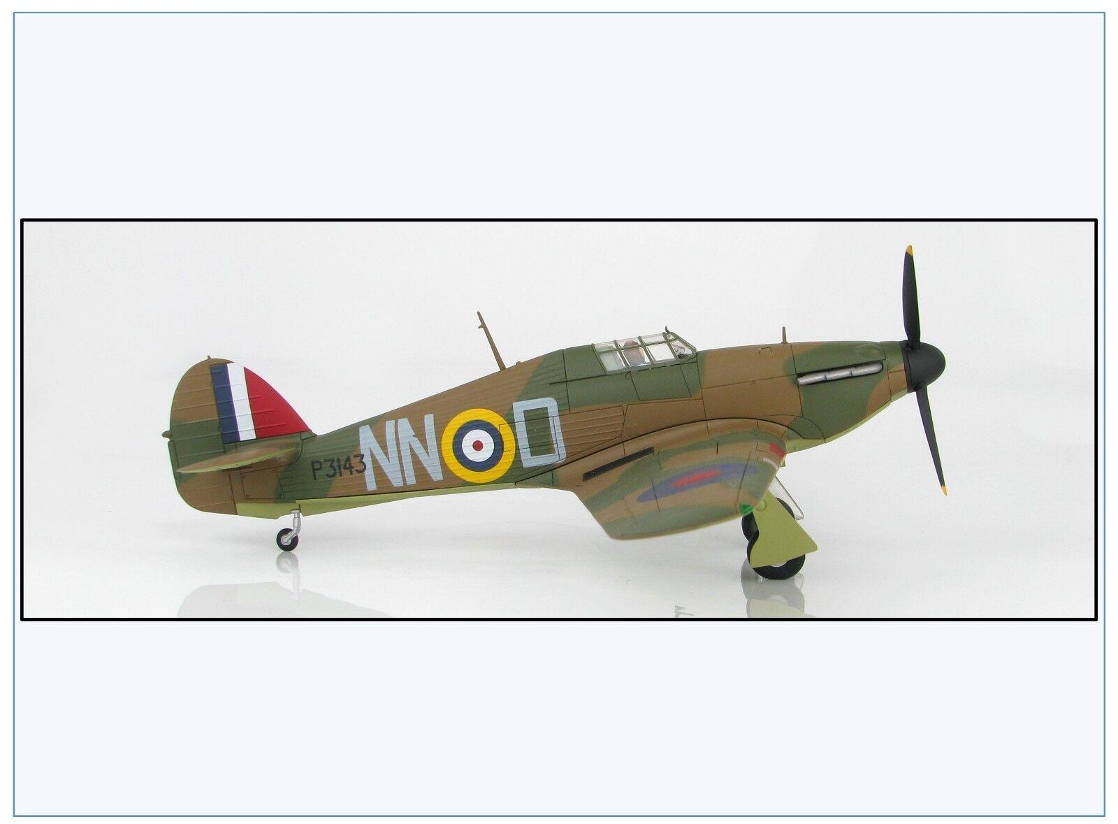 HA8611 Hawker Hurricane  RAF, 310 Czech Sqn.,England 1940,Hobbymaster 1 48,NEU&
