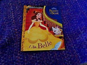 A-Treasure-Cove-Story-Disney-Princess-Beauty-amp-The-Beast-I-Am-Belle-Book-New