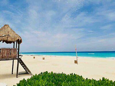 Villas Marlin frente al mar en Cancun Depto amueblado listo para rentar