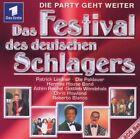 Festival des deutschen Schlagers-Die Party geht weiter Achim Reichel, K.. [2 CD]