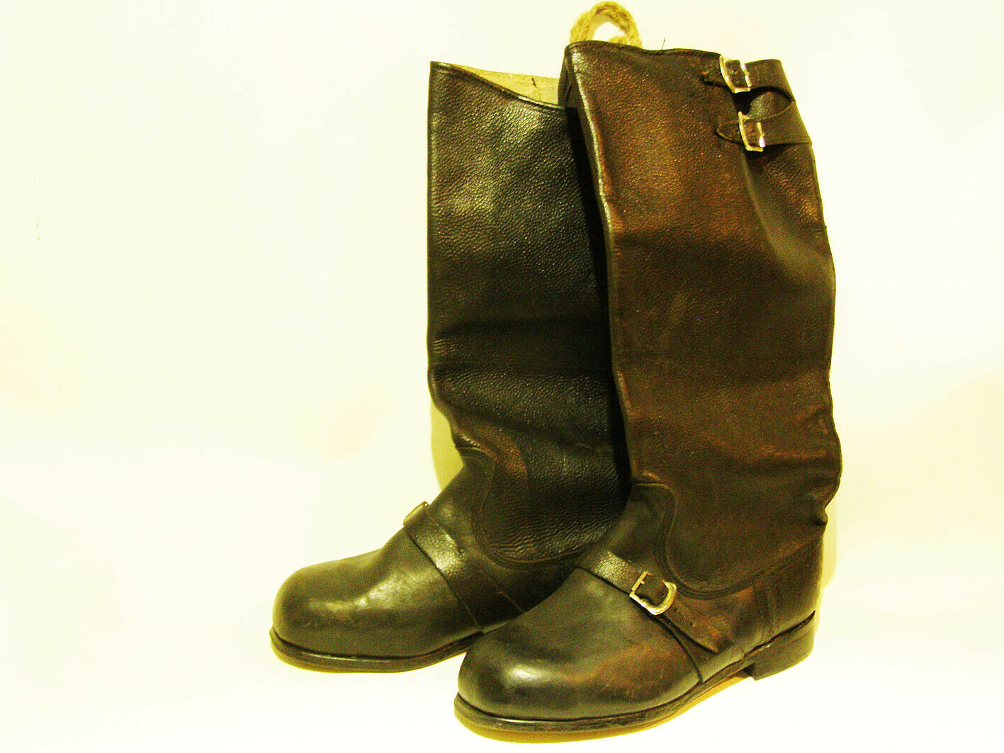 Soviet Russian rot army Elite military soldiers schwarz leither Stiefel