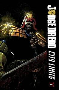 Judge-Dredd-City-Limits-Volume-1-GN-2000-AD-Mega-City-One-Omnibus-TPB-New-NM