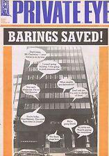 BARINGS SAVEDPrivate Eyeno.86710Mar1995