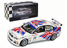 Minichamps BMW 320i ETCC Champion 2004 - Andy Priaulx 1/43 Scale