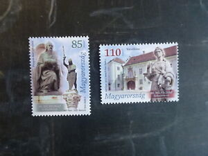 2013-HUNGARY-86th-STAMP-DAY-SET-2-MINT-STAMPS-MNH