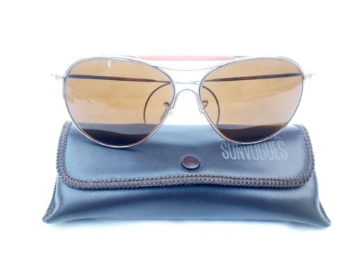 1940's American Optical Aviator Sunglasses Vintage