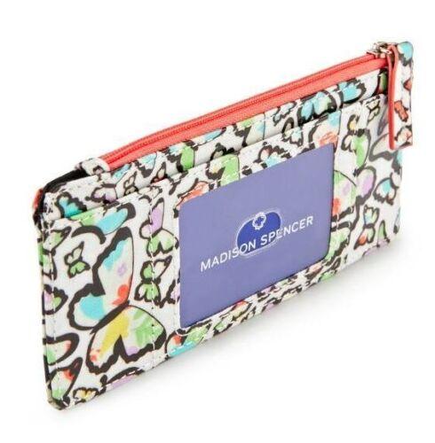 Porte Multicolore Spencer Imprimé Neuf Papillon Étiquettes Avec Madison wSgB6q06