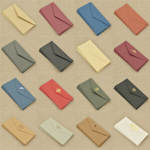 10x-Solid-Color-Craft-Paper-Envelope-for-Business-Wedding-Party-Best-Wishes-Card