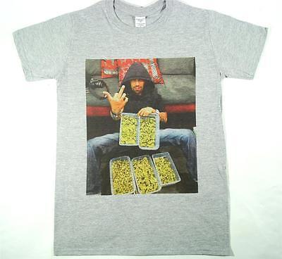Redman Grey Sweatshirt Size S-XXL wu tang supreme hip hop odb raekwon weed dope