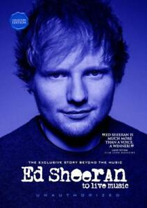 Details about ED SHEERAN: TO LIVE MUSIC - UNAUTHORIZED NEW REGION 1 DVD