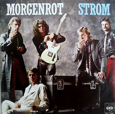 """7"""" 1980 RARE IN MINT- ! MORGENROT : Strom"""