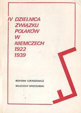 Lukaszewicz, IV Dzielnica Zwiazku Polakow w Niemczech 1922/39, Bund der Polen 82