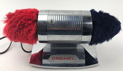Dremel Electric Shoe Polisher Buffer