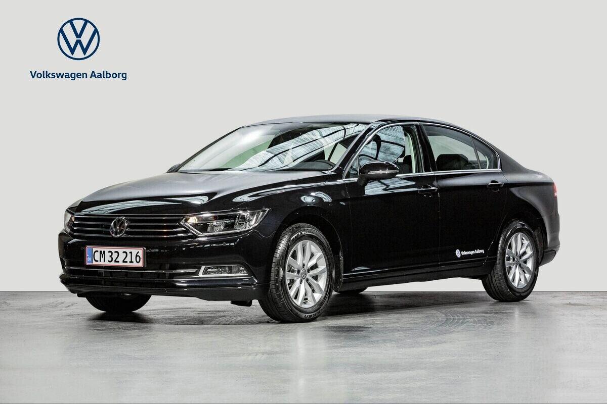 VW Passat 1,6 TDi 120 Comfortl. DSG 4d - 329.000 kr.