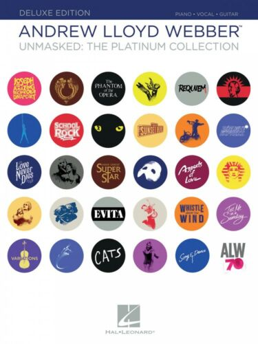The Platinum Collection Deluxe Edition 000275065 Andrew Lloyd Webber Unmasked