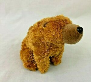 "Ty Beanie Babies Sequoia Bear 2001 Toy 7"" Plush Buddies"