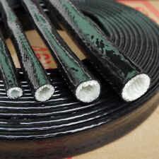 1meter 4 70mm Black Heat Resistant Sleeving Cable Wire High Temperature Sleeve