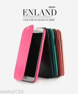 NEW-SAMSUNG-GALAXY-S4-Quality-Leather-Cover-Case-smart-mobile-phone-Kalaideng