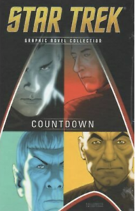 Star-Trek-Graphic-Novel-Collection-Countdown-Volume-1-Eaglemoss-Hardback