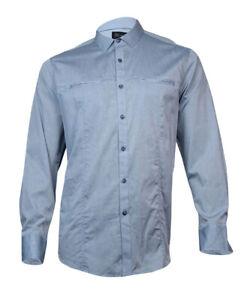 INC-International-Concepts-Men-039-s-Odell-Long-Sleeve-Button-Down-Shirt-Blue-L