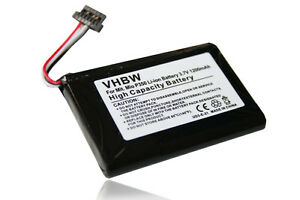 Bateria-para-Mitac-Mio-C220-C220s-C230-C250-1200mAh