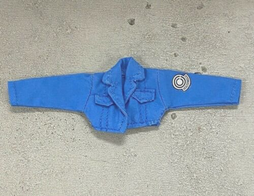 Short Blue Jacket for Bandai SHF Super Saiyan Trunks No Figure SU-JKT-TRK