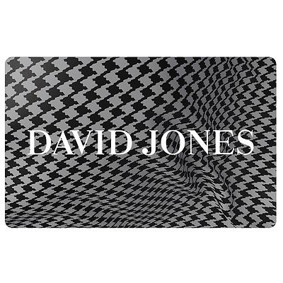 DAVID JONES Gift Card $50