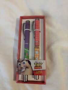 Disney Toy Story 2 Ball Pen Set Free UK Postage