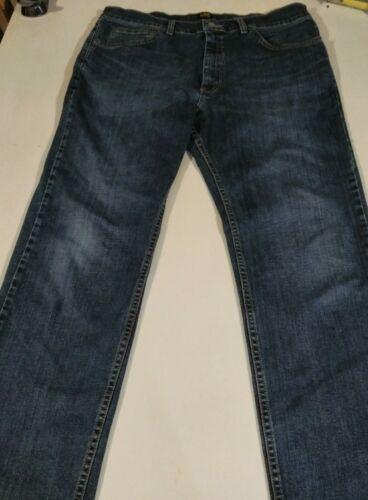 Mens Lee Jeans 38x29 Classic Fit Straight Leg