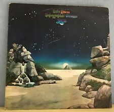 YES Tales From Topographic Oceans 1973 UK Double Vinyl LP EXCELLENT CONDITION F