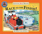 Little Red Trains Race to the Finish: Book and CD by Benedict Blathwayt (Paperback, 2009)