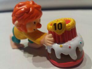 Pumuckl Figur Buchagentur Mcdonalds Mit Torte 10 Geburtstag 10