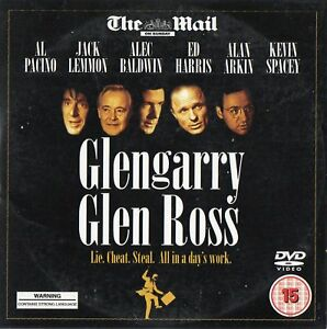GLENGARRY-GLEN-ROSS-Al-Pacino-Jack-Lemmon-Alec-Baldwin-PROMO-DVD
