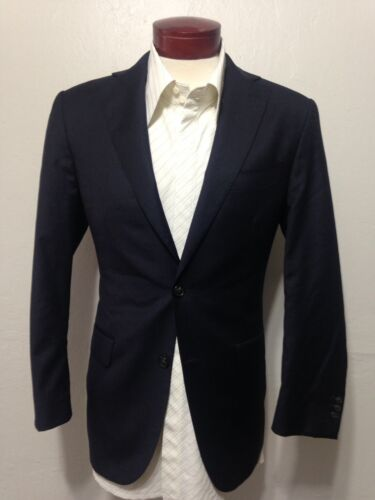 G998 Mens SUIT SUPPLY 2-Button Pure Wool Super 110