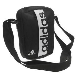 eebebdbf1d1d Das Bild wird geladen Adidas-Herren-Damen-Umhaengetasche-Schultertasche- Tasche-Organizer-S99975-