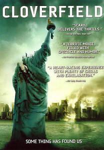 Cloverfield (DVD, 2008) -