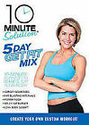 10 Minute Solution - Five Day Get Fit Mix (DVD, 2009)