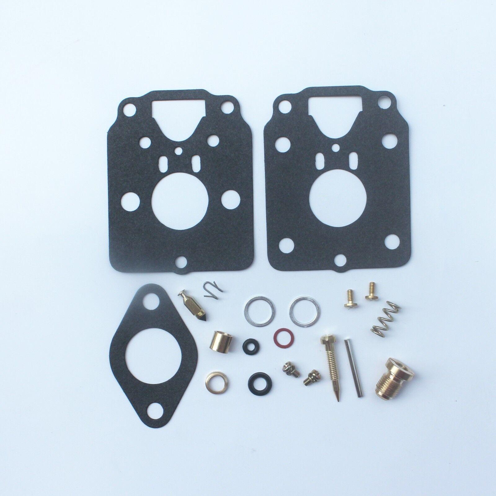 ONAN repair DD CARB KIT WITH PUMP PLATE  142-0553