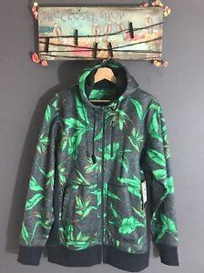 0d4355413e Burton Men s Hoodie Hawaiia Jacket Full Zipper Snowboard Ski Jacket ...
