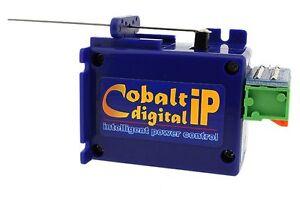 Dcc Concepts Dcp-cbdip 2 X Cobalt Ip Lent Action Numérique Point Moteur - T48