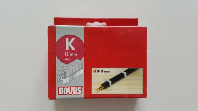 Novus 042-0743 Klammer K 12 mm 350 St