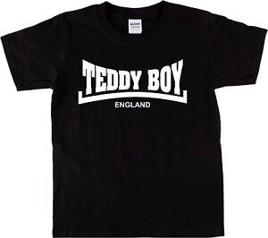 Teddyboy Rock T-Shirt Rock /& Roll T-Shirt Punk 50/'s Teddy Boy Rockabilly