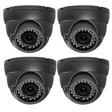 1300TVL 36IR LEDs 2.8-12mm Zoom Lens Dome CCTV Home Surveillance Security Camera