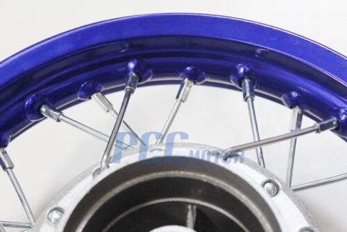 """10/"""" REAR RIM WHEEL DRUM BRAKE XR50 CRF50 STOCK BIKE 12mm DIRT BIKE I RM02B"""