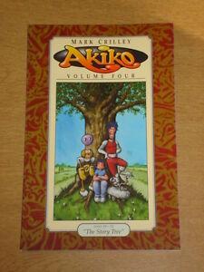Akiko Vol 4 questions 19-25 Mark Crilley Sirus Comics GN 9781579890346-afficher le titre d`origine qHPm1jOB-08132133-227643379