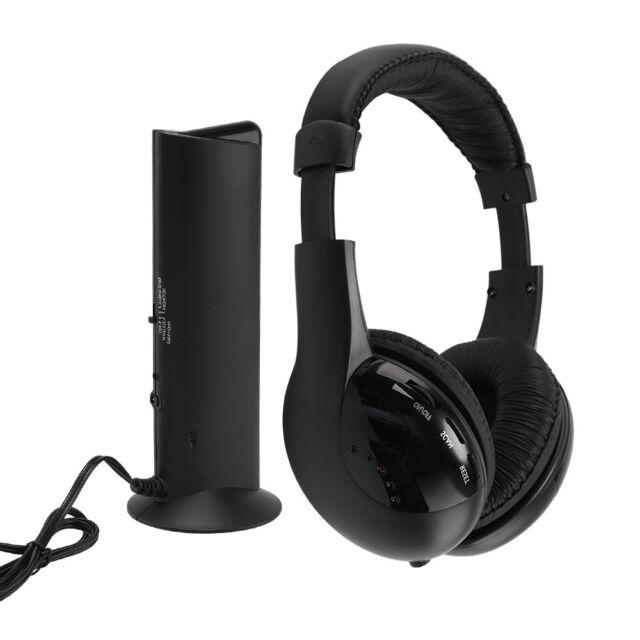 Zennox 4 In 1 Wireless Headphones For Sale Ebay