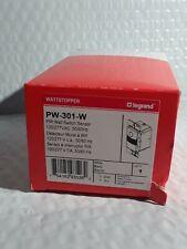 Wattstopper Pw 301 W Pir Wall Switch Sensor New260