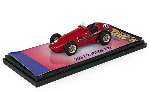 Kings Modèles 1/43 1954 1954 1954 Ferrari 500 F2 #44 Parnell Castle Combe | Design Attrayant  | De Gagner Une Grande Admiration Et Est Largement Confiance à La Maison Et à L'étranger  | De Qualité  380691