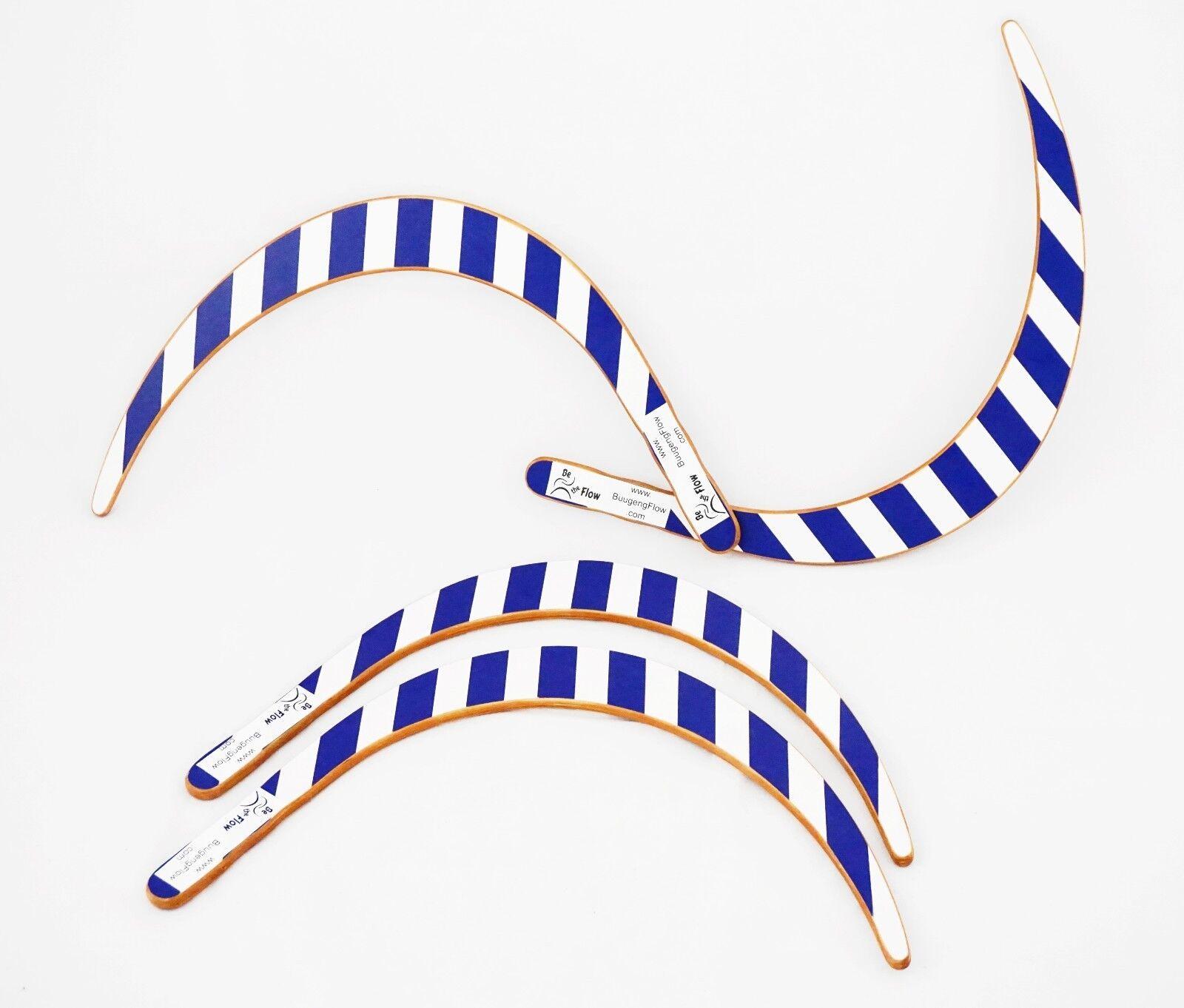 Buugeng Flow S Staff Diamond Edition 2 colors (White& purple bluee) + Free Bag