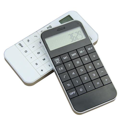 Pocket Electronic 10 Digits Display Calculating Calculator New Hot